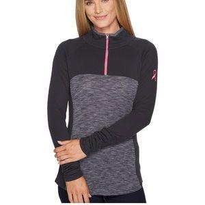 Columbia Breast Cancer Awareness Zip Jacket XL